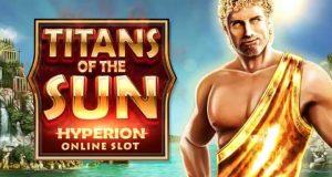 Χαρακτηριστικά του κουλοχέρη Titans of the Sun Hyperion
