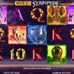 cash-stampede Φρουτάκια