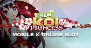Koi Princess φρουτακι