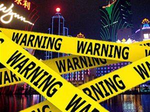 Κίνα παράνομος τζόγος