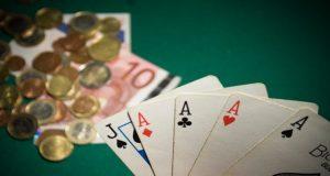 Πόκερ με ευρώ