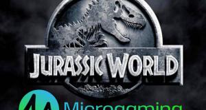microgaming jurassic world