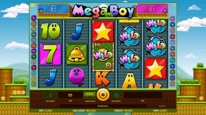 Mega Boy φρουτάκι