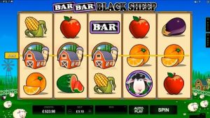Bar Bar Black Sheep φρουτάκι