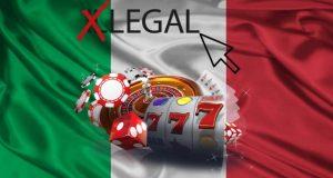 Italy online kazino