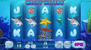 φρουτάκι Wacky waters