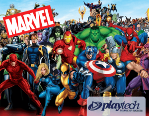 Playtech - Marvel
