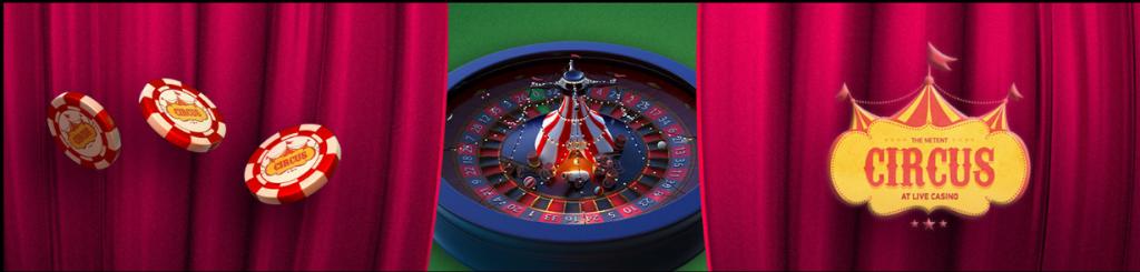 Circus Roulette-Stoiximan Live Casino