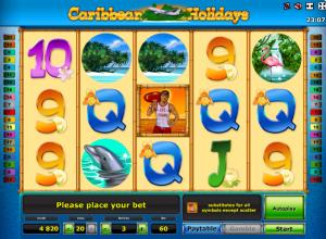 Caribbean Holidays φρουτάκι