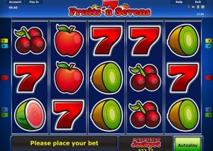 Fruits N Sevens Casino