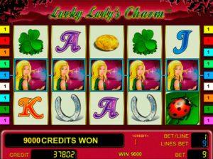 Lucky Ladys Charm φρουτάκι