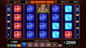 40 super dice slot