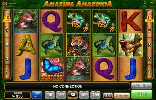 Spiele Amazing Amazonia - Video Slots Online