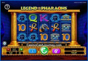 Barcrest-Slots-Legend-of-the-Pharaohs