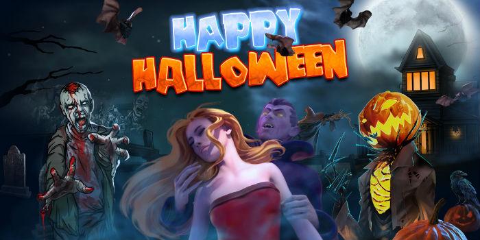 Halloween στο Vivobet Casino με νέα παιχνίδια!